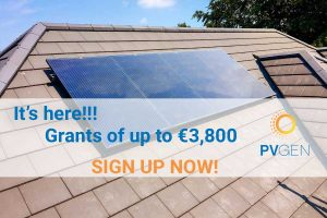 Solar PV Grant for Homeowners