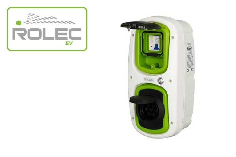 rolec ev charge point