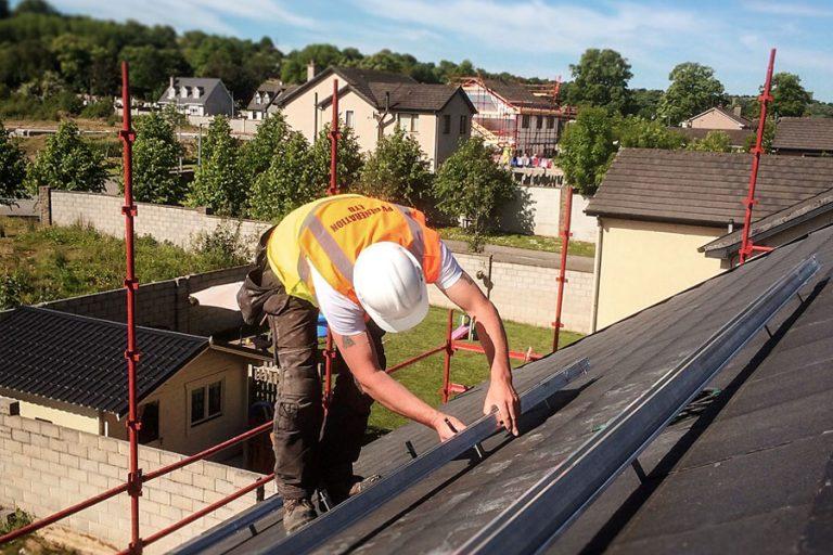solar pv panels installation