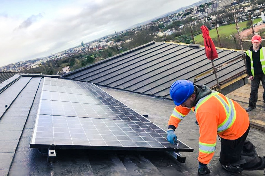 Cork and Munster's Number 1 Solar PV Company